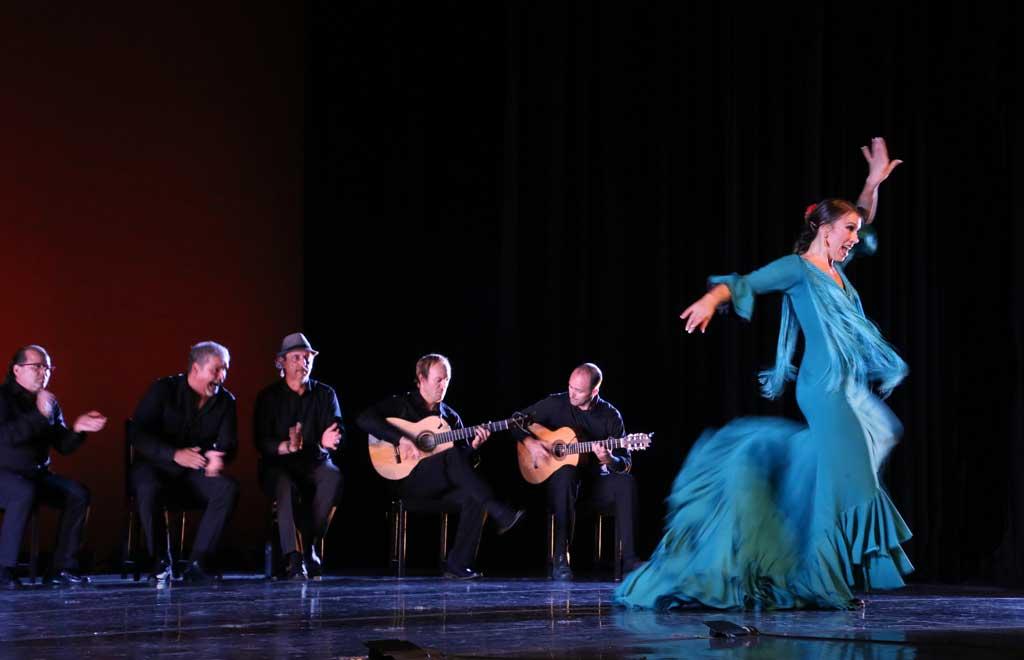 Jose Mendez, Jose Cortez, El Grilli, David McLean, Roberto Aguilar, and Clara Rodriguez