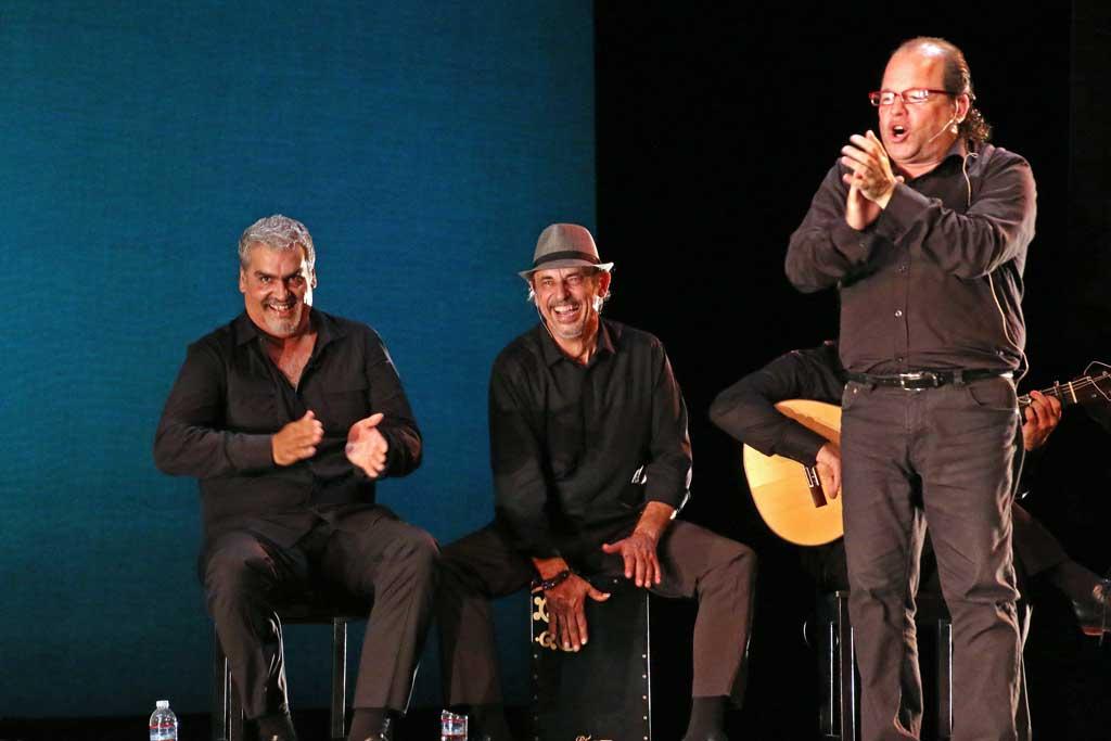 Jose Cortez, El Grillo, and Jose Mendez