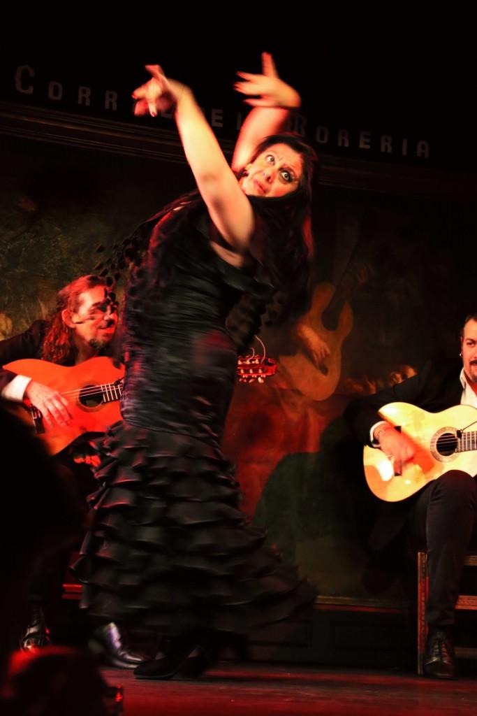 Chelo Pantoja Tablao Dancer