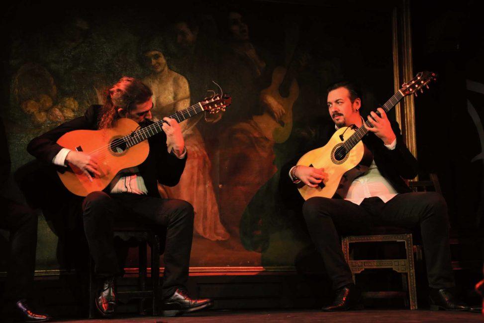Paco Cruz and Ivan Losada